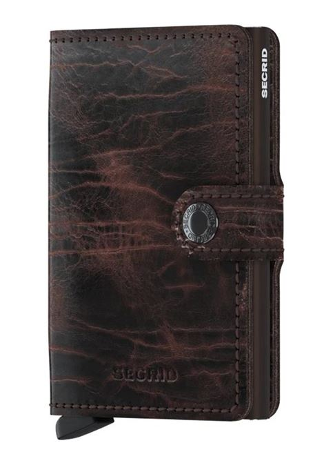Secrid miniwallet dutch martin cacao brown SECRID | Portafogli | DUTCH MARTIN1