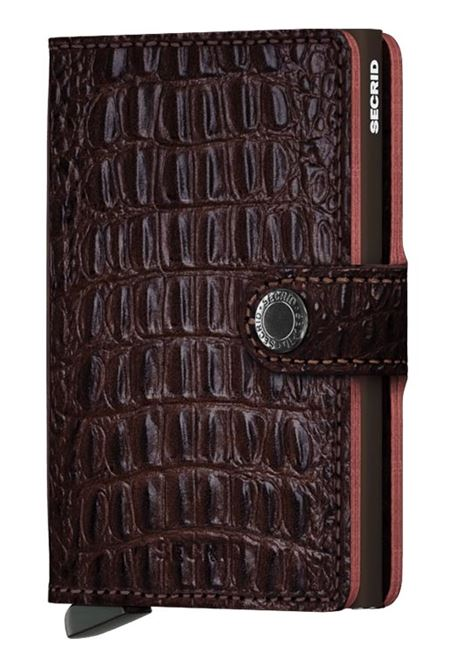 Secrid miniwallet nile brown SECRID | Portafogli | NILE2