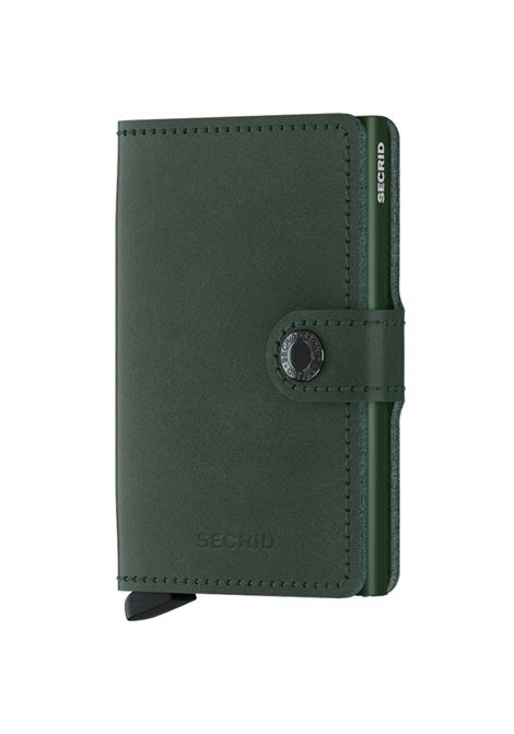 Secrid Miniwallet Original wallet green SECRID | Wallets | ORIGINAL3