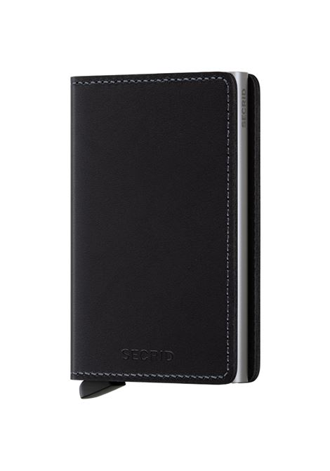 Secrid Slimwallet Original black SECRID | Portafogli | ORIGINALL1