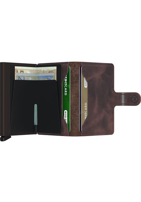 Portafoglio Secrid Miniwallet Vintage nero SECRID | Portafogli | VINTAGE6