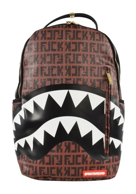 Sprayground backpack offended shark SPRAYGROUND | Bags | B2185NSZ1