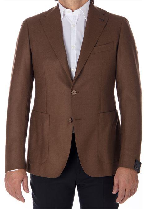 Blazer Tagliatore wool men TAGLIATORE | Blazers | 08UIZ066K1242