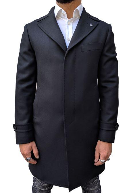 Tagliatore thomas black coat men TAGLIATORE | Coats | 15UIC141N3194