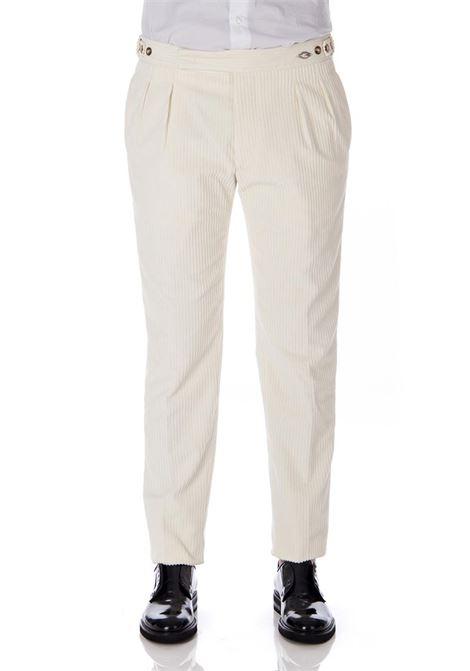 Trousers Tagliatore Manuel velvet men TAGLIATORE | Trousers | 30VIZ050X13311