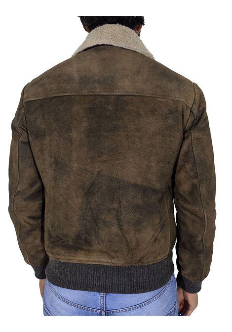 Montone D'amico rusty military ANDREA D'AMICO   Jackets   DGU0365467