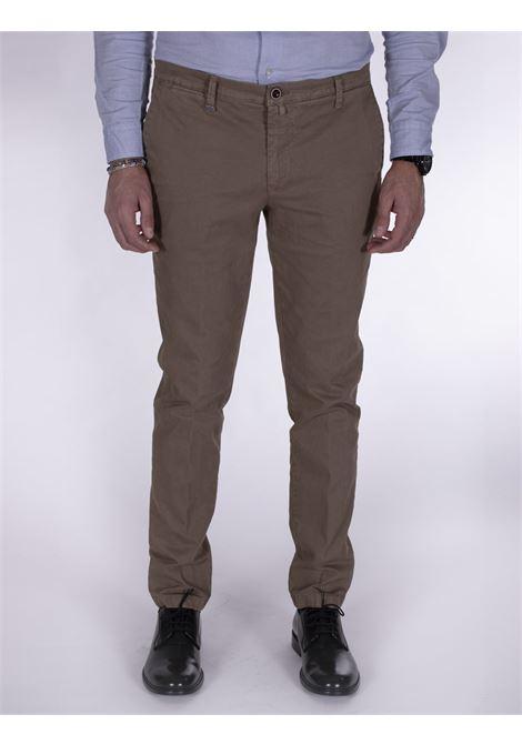 Pantalone Barbati beige p-kap BARBATI | Pantaloni | 0272043