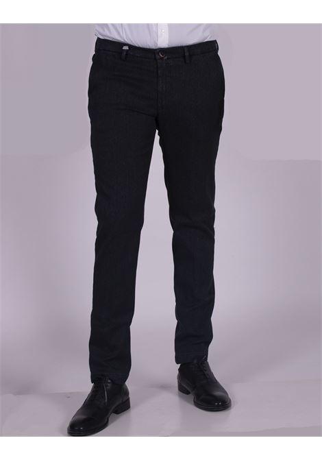Barbati blue slim trousers BARBATI | Trousers | 322 ALAN121
