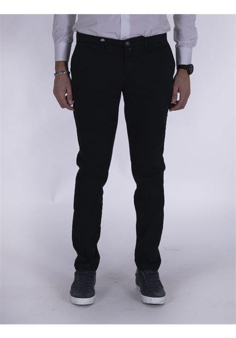 Pantalone Barbati p-ike slim nero BARBATI | Pantaloni | 812 IKE110