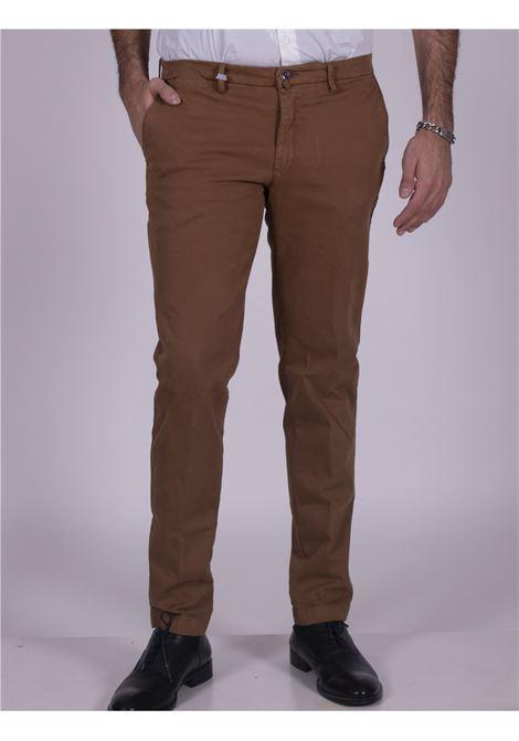 Pantalone Barbati slim cognac BARBATI | Pantaloni | 812 IKE53