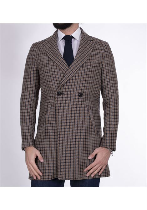 Barbati double-breasted coat with 2 buttons BARBATI | Coats | 92255