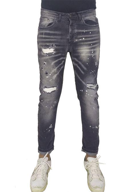 Black ripped barrow's jeans BARROW'S | Jeans | OSLO1