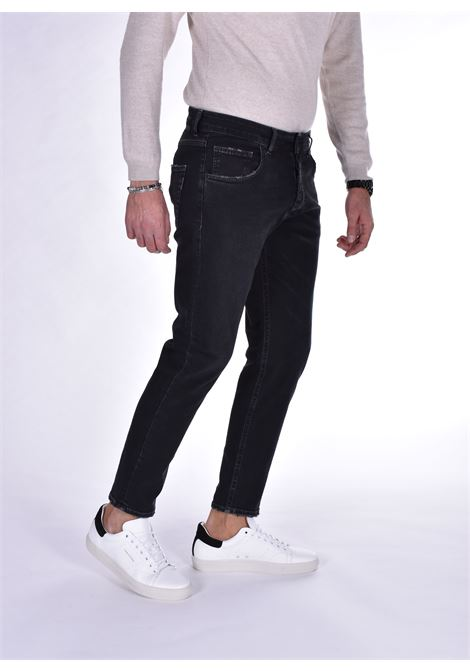 Jeans Be able nero davis shorter BE ABLE | Jeans | BULL W20I11