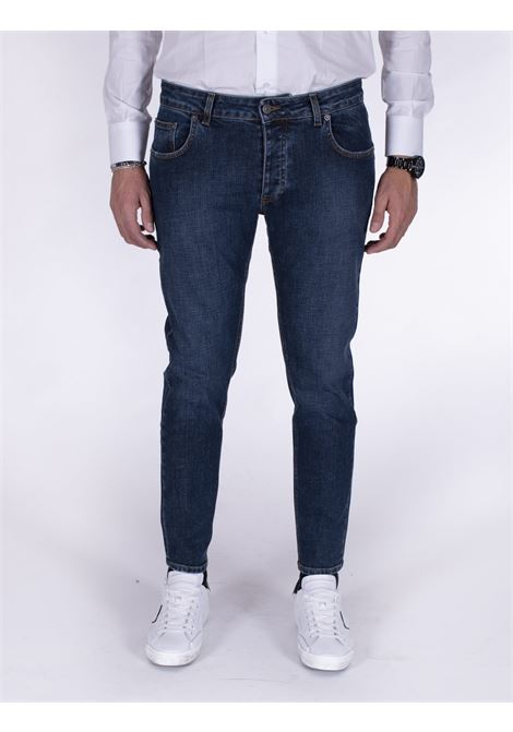 Jeans Be Able davis shorterblu scuro BE ABLE | Jeans | HYC14001400