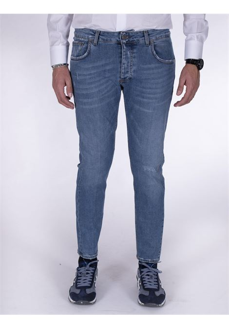 Jeans Be Able davis shorter blu chiaro BE ABLE | Jeans | HYC15031503