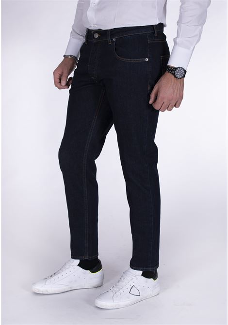 Jeans blu scuro Be Able Davis shorter KPT BE ABLE | Jeans | KPT13001300