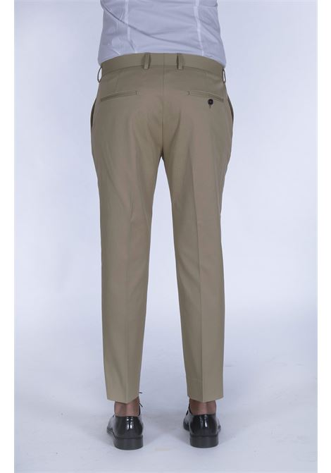 Pantalone Be Able Alexander shorter beige BE ABLE | Pantaloni | MMSD3