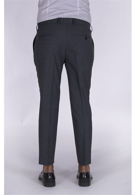 Be Able gray trousers alexander shorter wbs w20 BE ABLE | Trousers | WBS1