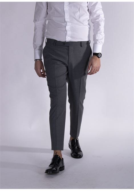 Be Able gray trousers alexander shorter wbs w20 BE ABLE   Trousers   WBS1
