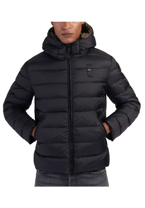 Blauer bio black down jacket BLAUER | Jackets | 2155 005486999