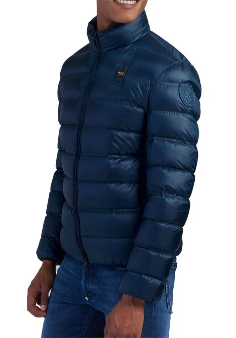 blue blauer korean collar down jacket BLAUER | Jackets | 3092 004938879