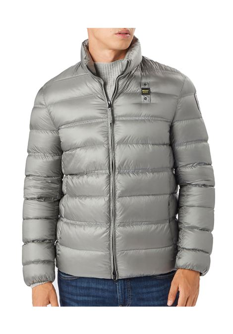 Gray blauer korean collar down jacket BLAUER | Jackets | 3092 004938934