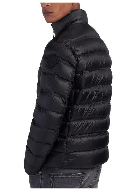 Black blauer korean collar down jacket BLAUER | Jackets | 3092 004938999
