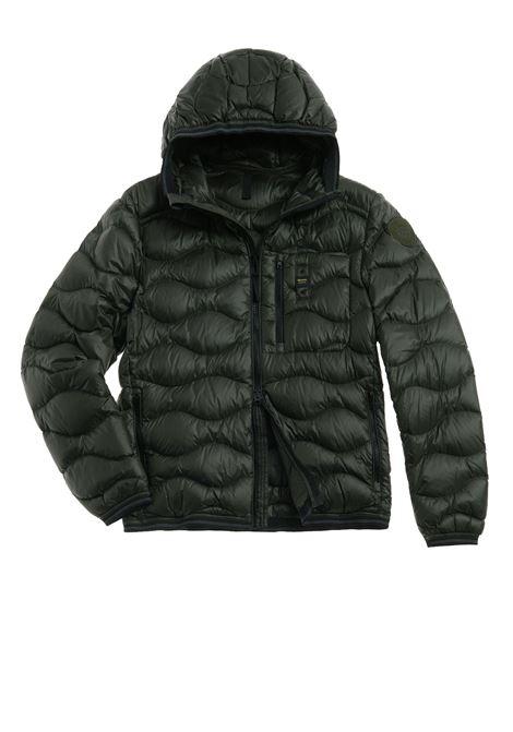 Gray wavy blauer jacket roy BLAUER | Jackets | 3099 004719678
