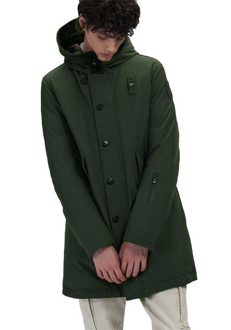 Parka trench Blauer green BLAUER | Jackets | 3525 005553678