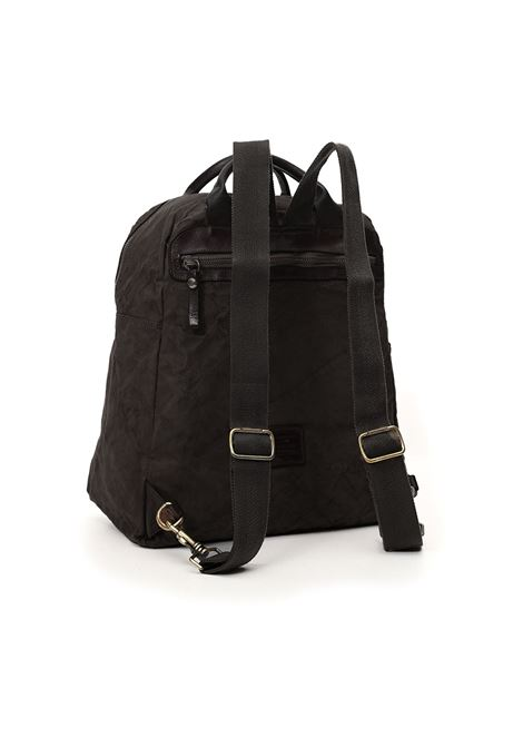 Campomaggi black canvas backpack CAMPOMAGGI | Bags | 21380ND1