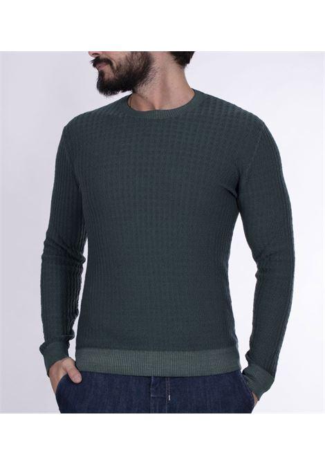 Circolo 1901 green cord sweater CIRCOLO 1901 | Sweaters | CN2902358