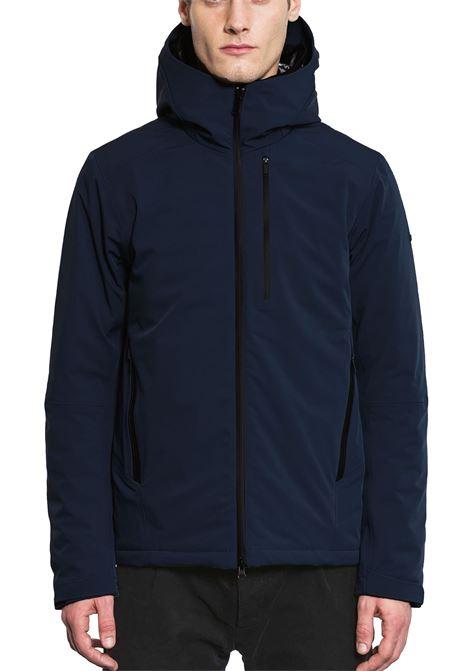 Duno Capalbio Tango reversible blue jacket DUNO | Jackets | CAPALBIO801