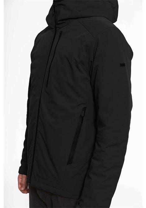 Duno Capalbio Tango reversible black jacket DUNO | Jackets | CAPALBIO901