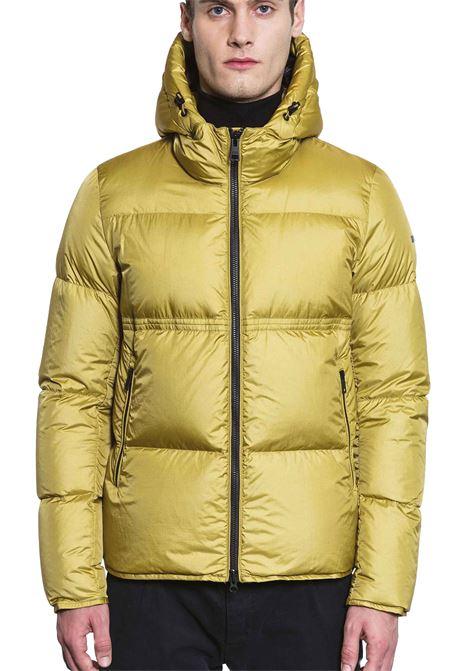 Jacket Duno men Palm Urbino mustard DUNO | Jackets | URBINO508