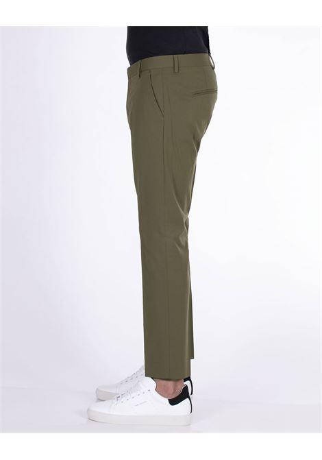 Pantalone entre amis corto verde oliva ENTRE AMIS | Pantaloni | A218188/4309002