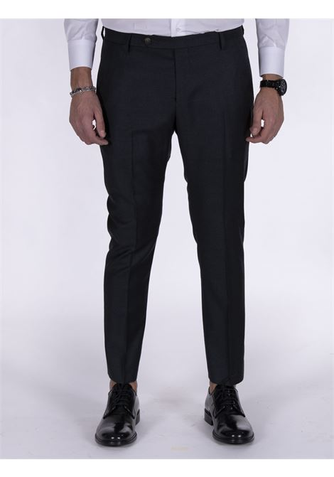 Entre Amis trousers with gray strap ENTRE AMIS | Trousers | A218345/20003025