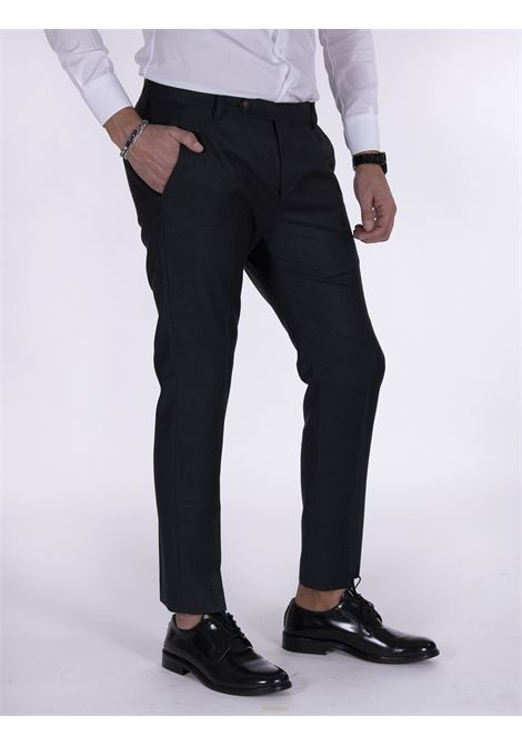 Entre Amis trousers with gray strap ENTRE AMIS   Trousers   A218345/20003025