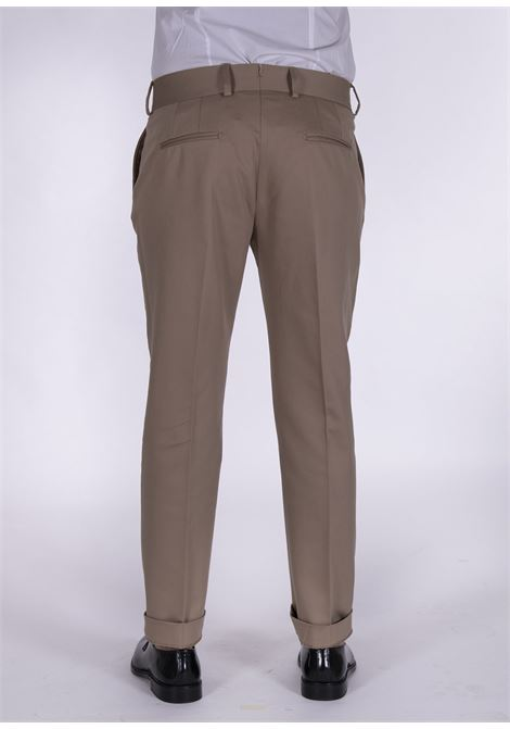 Pantalone Entre Amis pences cinturino beige ENTRE AMIS | Pantaloni | A218349/17802