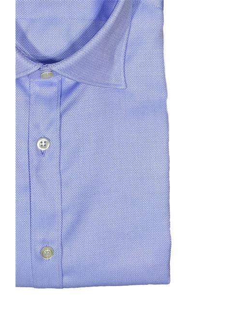 Slim blue shirt GMF965 | Shirts | 90292205