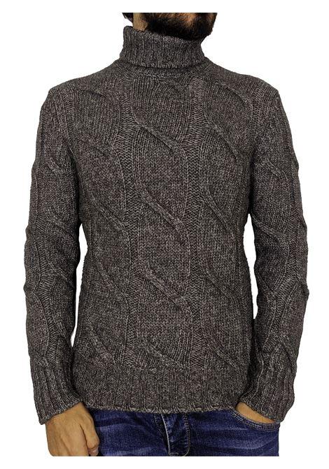 Dolcevita Gran sasso alpaca grigio GRAN SASSO | Maglie | 10121/19201080