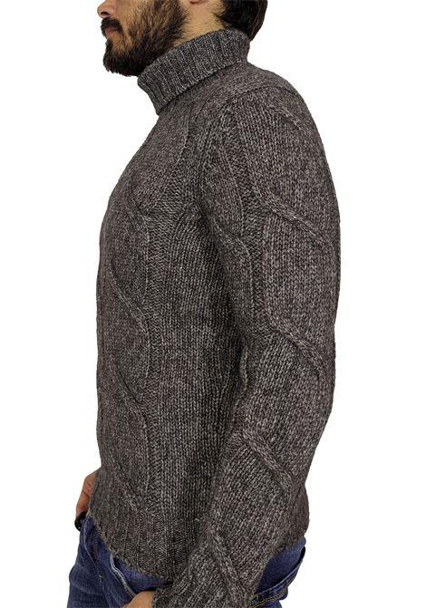 Gran sasso alpaca gray turtleneck GRAN SASSO | Sweaters | 10121/19201080