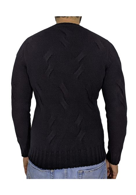 Gran Sasso black cashmere wool sweater GRAN SASSO | Sweaters | 10188/19689099