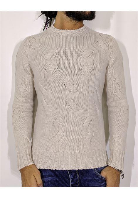 Maglione Gran Sasso cashmere lana bianco GRAN SASSO | Maglie | 10188/19689113