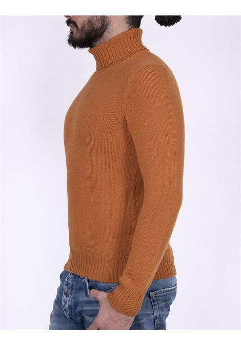 Orange Gran Sasso air wool turtleneck GRAN SASSO | Sweaters | 1312622601358