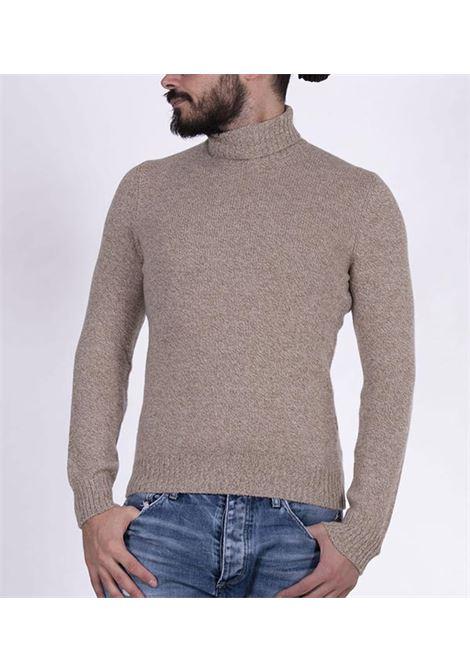 Gran sasso air wool beige turtleneck GRAN SASSO | Sweaters | 1312622601821