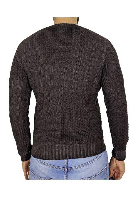 Gran Sasso vintage brown sweater GRAN SASSO | Sweaters | 13133/32710308