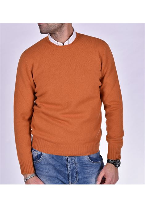 orange sweater GRAN SASSO | Sweaters | 23195/18898331
