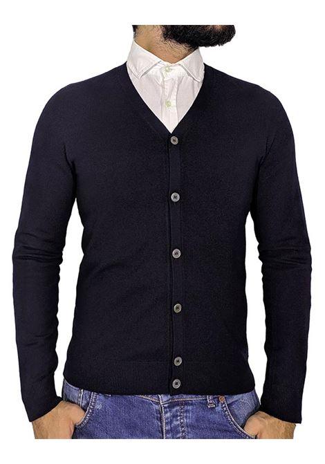 Gran Sasso men's blue cardigan GRAN SASSO | Cardigans | 5416814190598