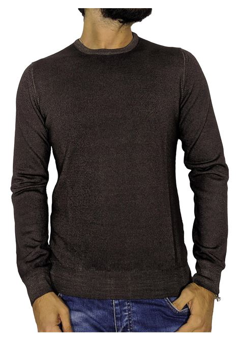 Brown vintage pullover sweater GRAN SASSO |  | 55167/22792308
