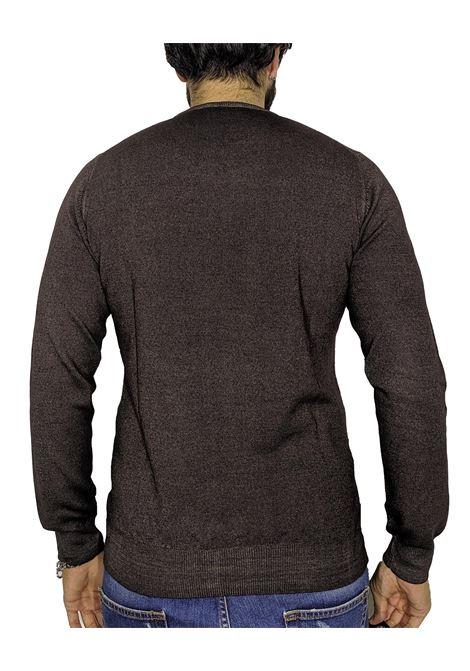 Maglia pullover vintage marrone GRAN SASSO | Maglie | 55167/22792308